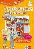 Die Deutsch-Helden Texte flüssig lesen und verstehen 2. Klasse