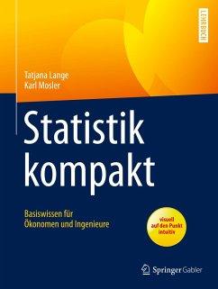 Statistik kompakt - Lange, Tatjana; Mosler, Karl