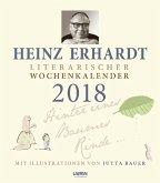 Heinz Erhardt - Literarischer Wochenkalender 2018