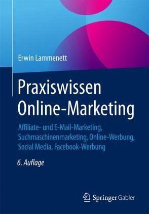 Praxiswissen Online-Marketing - Lammenett, Erwin