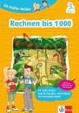 Klett Die Mathe-Helden Rechnen bis 1000 3. Klasse