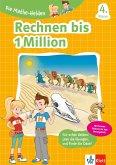Klett Die Mathe-Helden Rechnen bis 1 Million 4. Klasse