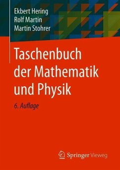 Taschenbuch der Mathematik und Physik - Hering, Ekbert; Martin, Rolf; Stohrer, Martin