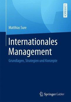 Internationales Management - Sure, Matthias