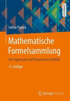 Mathematische Formelsammlung - Papula, Lothar