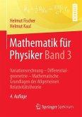 Mathematik für Physiker Band 3