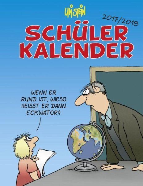 Schülerkalender 2017/2018 - Stein, Uli