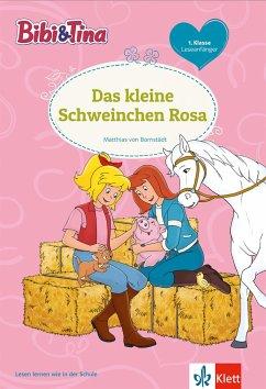 Bibi & Tina - Das kleine Schweinchen Rosa - Bornstädt, Matthias von