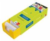 Pontes 2. Vokabel-Lernbox zum Schulbuch