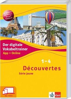 Découvertes 1-4 Série jaune. Der digitale Vokab...