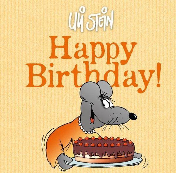 Happy Birthday Von Uli Stein Portofrei Bei Bücherde Bestellen
