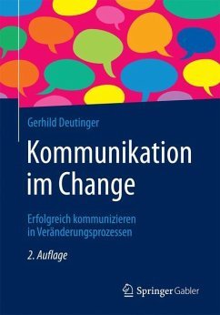Kommunikation im Change - Deutinger, Gerhild