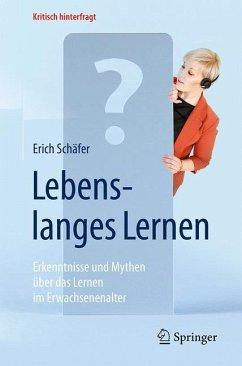 Lebenslanges Lernen - Schäfer, Erich