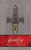 Firefly Hardcover Ruled Journal
