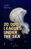 20,000 LEAGUES UNDER THE SEA (Illustrated) (eBook, ePUB)