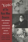 Voices of the Knox Mine Disaster