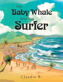 The Baby Whale and the Surfer