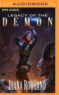 Legacy of the Demon - Rowland, Diana