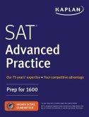 SAT Advanced Practice: Prep for 1600