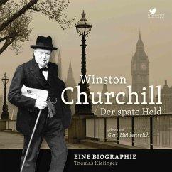 Winston Churchill (MP3-Download) - Kielinger, Thomas