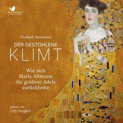 Der gestohlene Klimt (MP3-Download) - Sandmann, Elisabeth