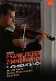 Frank Peter Zimmermann Spielt Mozart+Bach