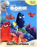 Findet Dory, 1 Buch + 12 Figuren + 1 Spielmatte