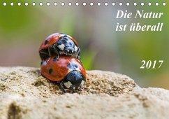 9783665582081 - Schröder, Kurt: Die Natur ist überall (Tischkalender 2017 DIN A5 quer) - Kitap