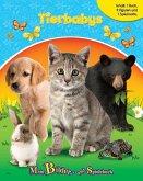 Tierbabys, Spielbuch