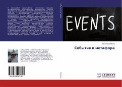9783330007123 - Zubakina, Tat´yana: Sobytie i metafora - Buch
