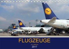 9783665582012 - Liongamer1: Flugzeuge von Lufthansa 2017 (Tischkalender 2017 DIN A5 quer) - Buch