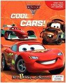Cool Cars, 1 Buch + 12 Figuren + 1 Spielmatte