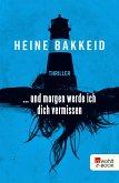 ... und morgen werde ich dich vermissen / Thorkild Aske Bd.1 (eBook, ePUB)