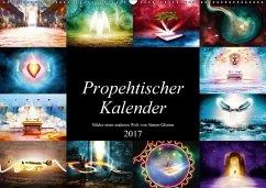 9783665582265 - Glimm, Simon: Prophetischer Kalender: Bilder einer anderen Welt (Wandkalender 2017 DIN A2 quer) - Buch