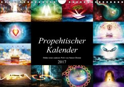 9783665582241 - Glimm, Simon: Prophetischer Kalender: Bilder einer anderen Welt (Wandkalender 2017 DIN A4 quer) - Bok