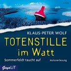 Totenstille im Watt, 4 Audio-CDs