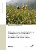 Die Orchideen des Schweizerischen Nationalparks, der Val Müstair und angrenzender Gebiete / Las orchideas dal Parc Naziu