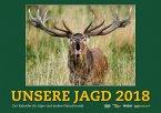Unsere Jagd 2018 Wandkalender