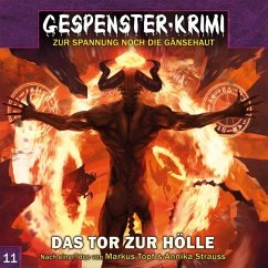 Gespenster-Krimi - Das Tor zur Hölle, 1 Audio-CD
