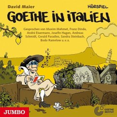 Goethe in Italien - Der junge Goethe, 1 Audio-CD - Maier, David