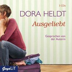 Ausgeliebt, 3 Audio-CDs - Heldt, Dora
