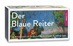 Der Blaue Reiter. Memo (Spiel)