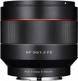 Samyang F 1,4/50 AF Sony E-Mount Autofokus-Objektiv