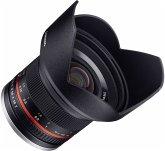 Samyang F 2/12 NCS CS schwarz Objektiv für Fujifilm X (APS-C Sensor)