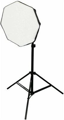 walimex Daylight-Set 250 mit Octagon Softbox, 55cm