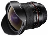 walimex pro 2,8/12 Fish-Eye DSLR Canon EF Objektiv für Canon (Vollformat / APS-C Sensor)