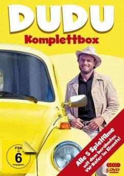 DUDU Komplettbox (5 Discs)