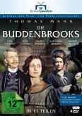 Die Buddenbrooks - Die komplette Serie in 11 Teilen (4 Discs)