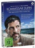 Kommissar Dupin - Drei spannende Fälle in einer Box DVD-Box