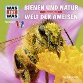 WAS IST WAS Hörspiel: Bienen und Natur /Welt der Ameisen (MP3-Download)